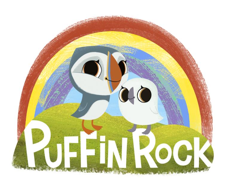 Cartoon Saloon Puffin Rock