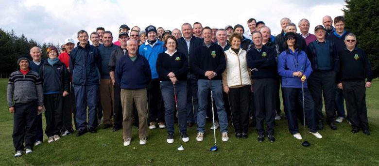 Boyle Golf Club Members
