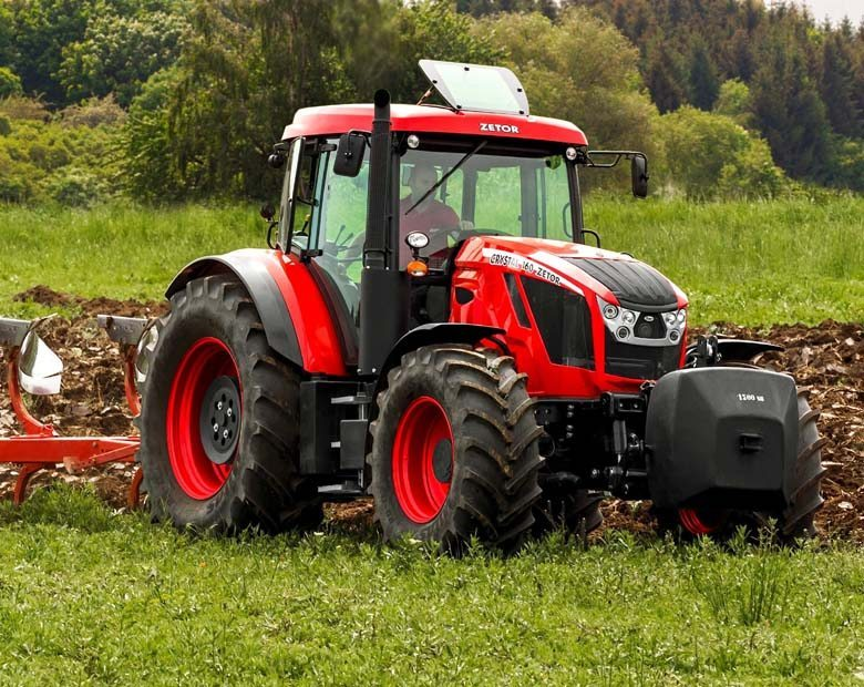 Farm Safety NCT for Tractors
