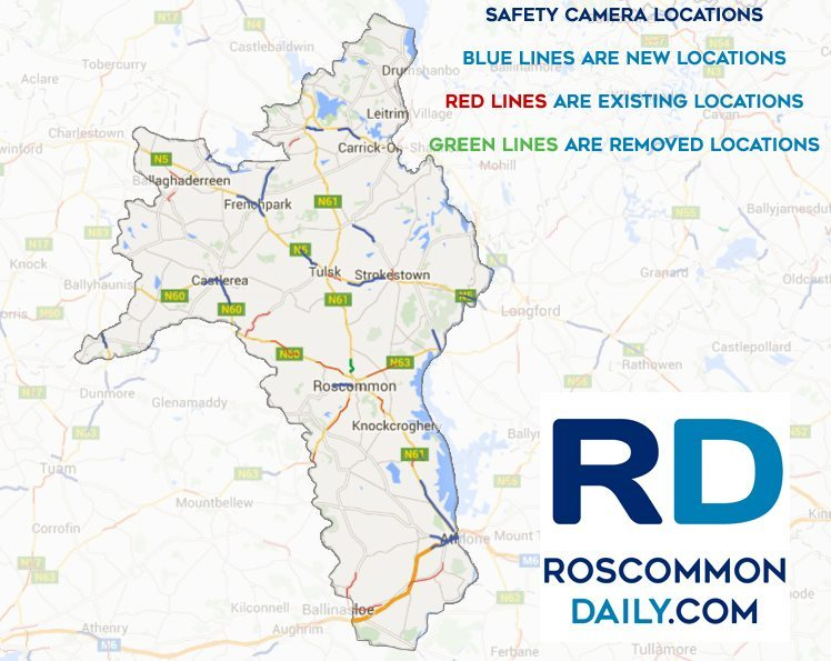 Speed Cameras in Roscommon Road Safety