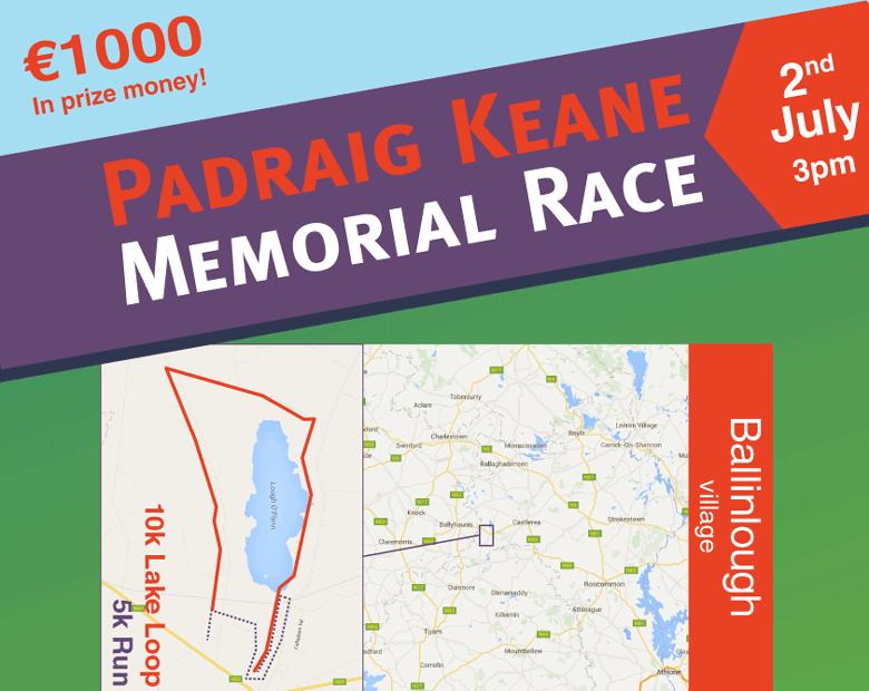 Padraig Keane Memorial