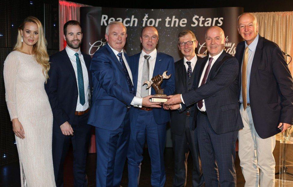 Irish Auto Trade Awards roscommon news