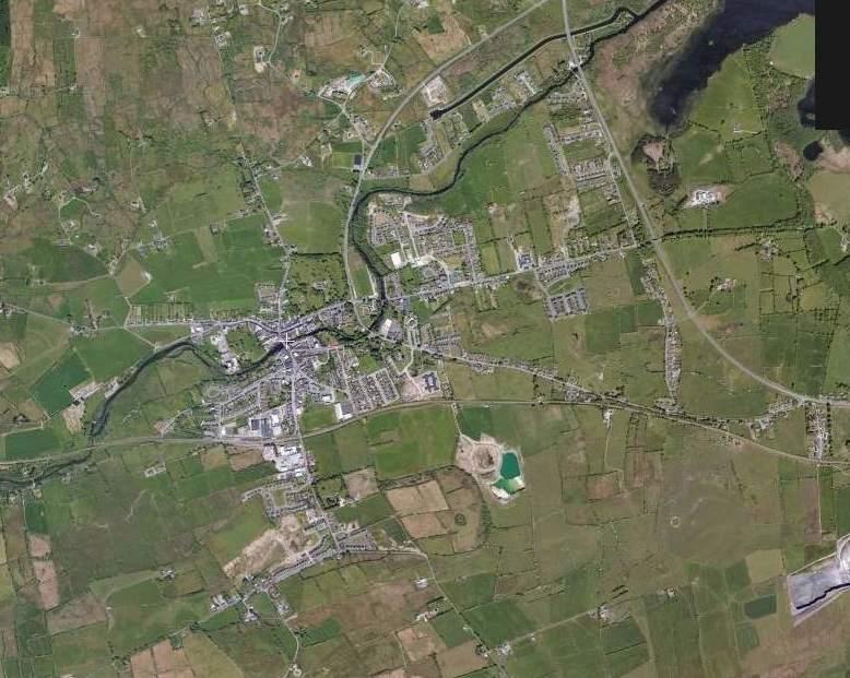Boyle Map Enterprising Town