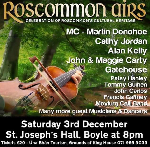roscommon airs