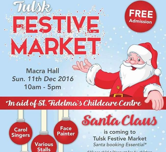 tulsk festive market