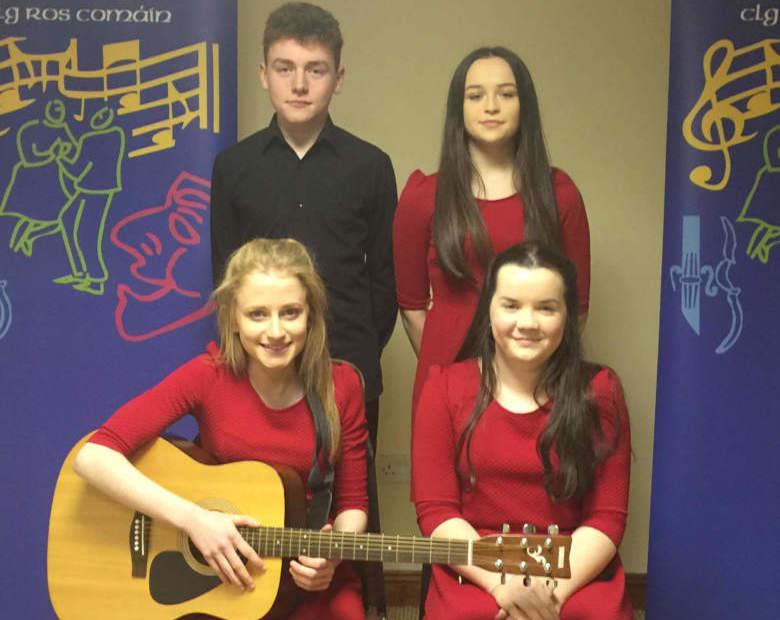 Roscommon GAA St Barrys GAA