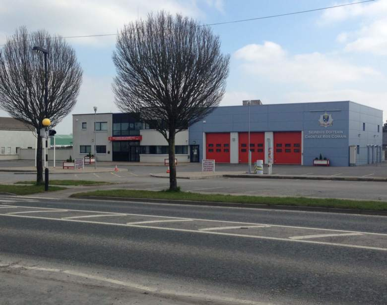 Roscommon Fire Station Gorse Fires Roscommon Fire Service Roscommon County Council Aurivo