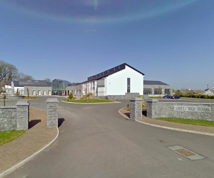Abbeyfield Hotel Roscommon News Ballaghaderreen Welcome Wall
