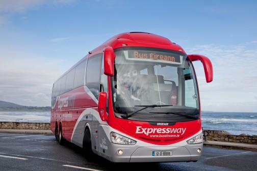 Bus Eireann Expressway Athlone-Westport Michael Fitzmaurice