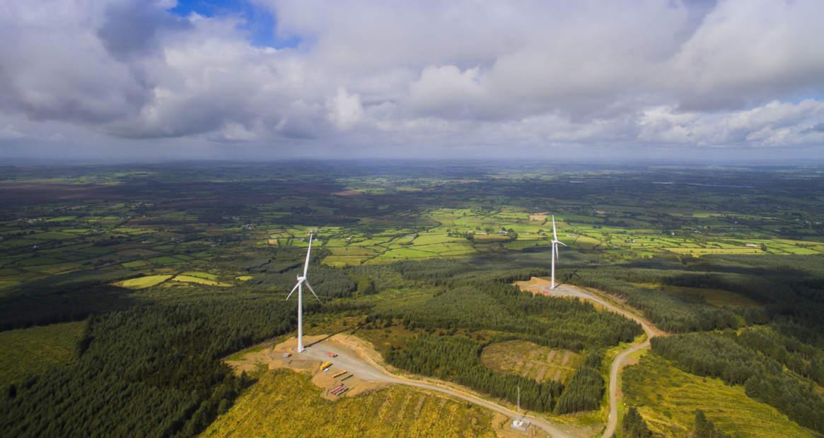 Sliabh Bawn Wind Farm