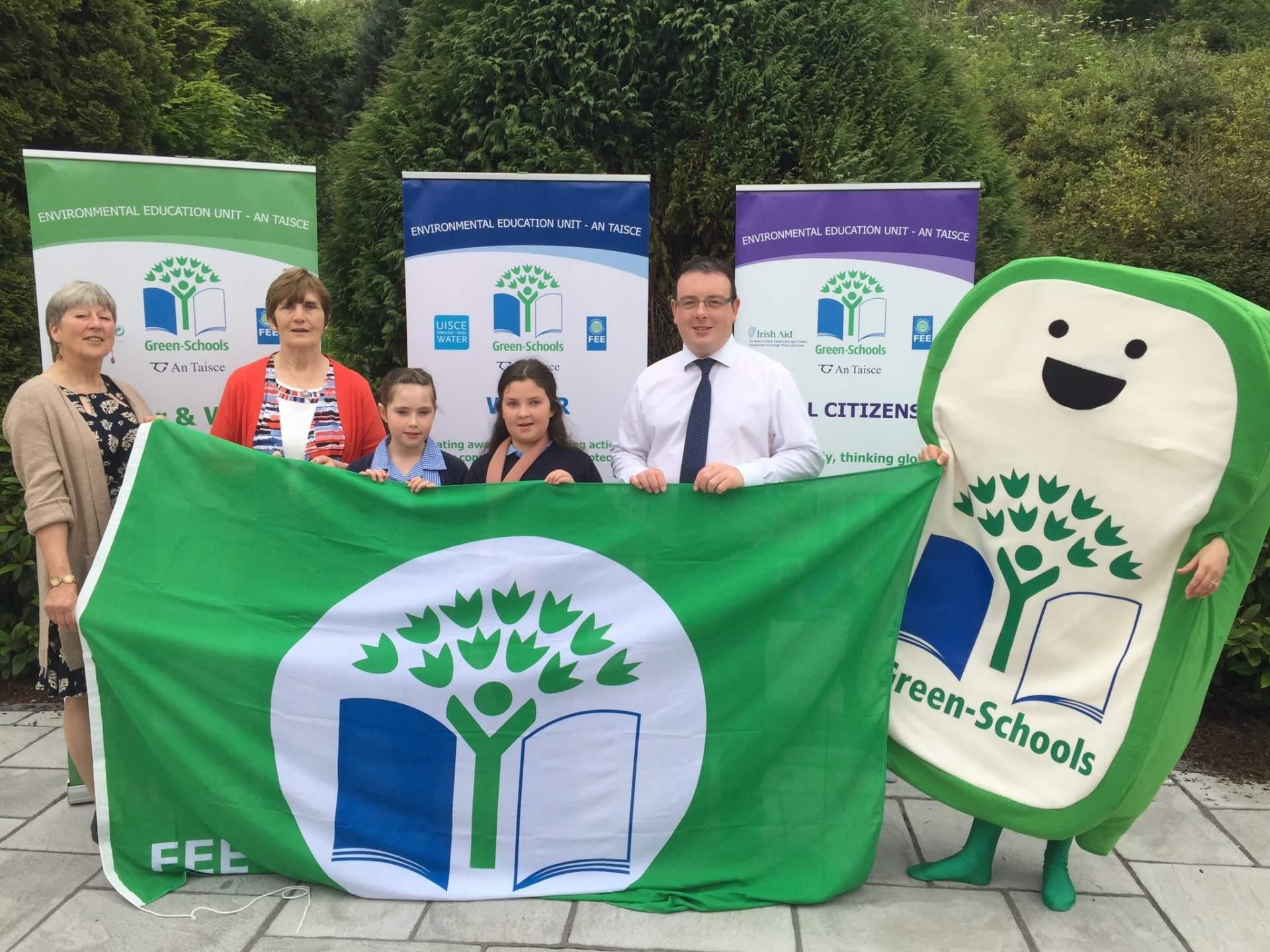 Green-Schools Ballyforan NS