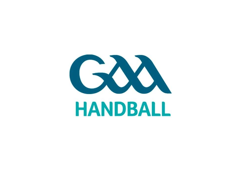 St Comans Handball roscommon handball 60x30 Handball Tournament