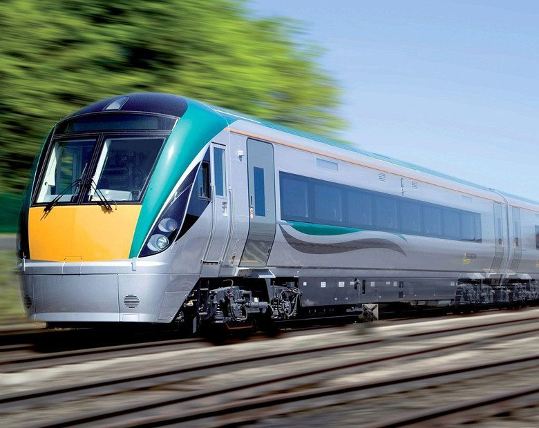Michael Fitzmaurice Irish Rail Roscommon Train Station