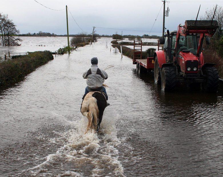 River Shannon Flood Michael Fitzmaurice Denis Naughten Flood Risk Management Shannon Shannon System Flood Alliance