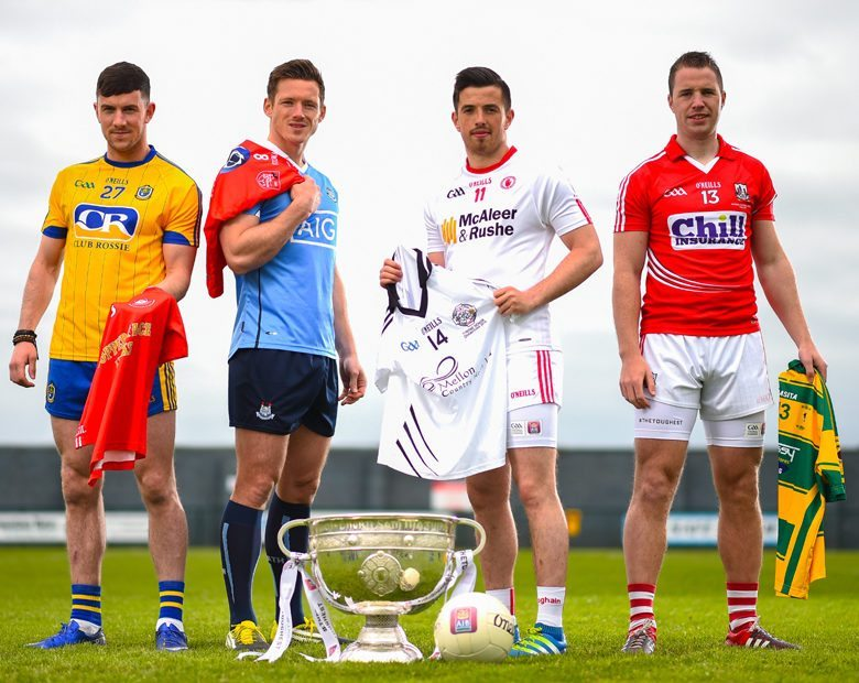 Neil Collins All-Ireland Senior Football Championship