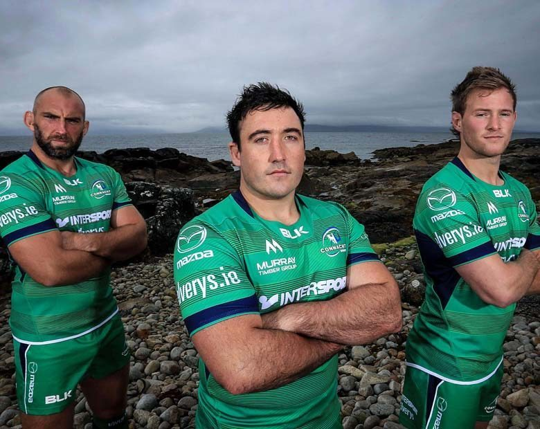 Denis Buckley Connacht Rugby