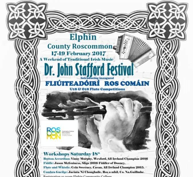 Dr John Stafford Festival