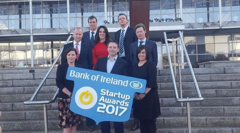 Bank of Ireland Startup Awards