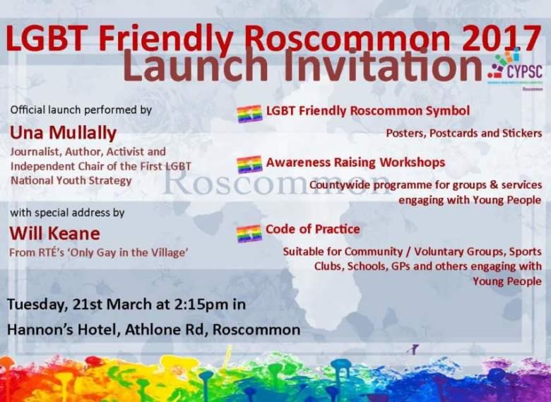 LGBT Friendly Roscommon