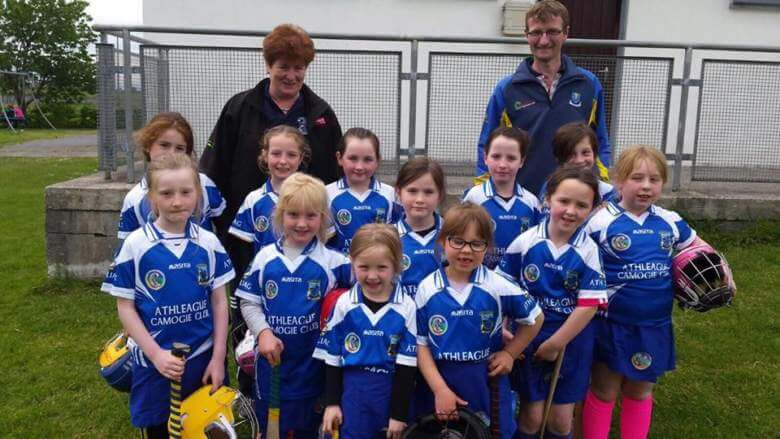 Athleague Camogie