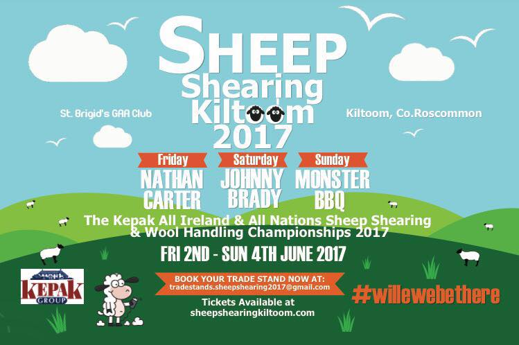 All-Ireland Sheep Shearing